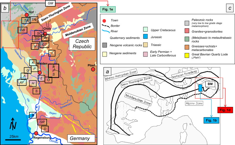 Residual clay deposits on basement rocks: The impact of