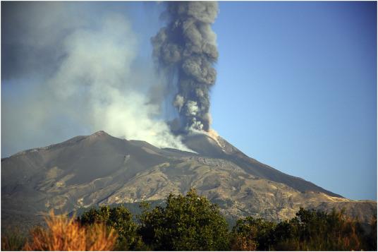 Mt. Etna: Volcano Laboratory