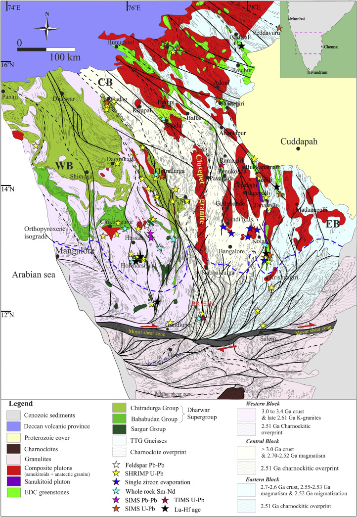 Formation of Archean (3600–2500 Ma) continental crust in the