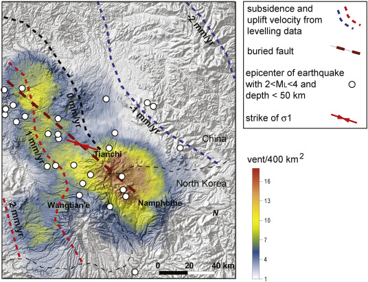 The intraplate Changbaishan volcanic field (China/North Korea): A