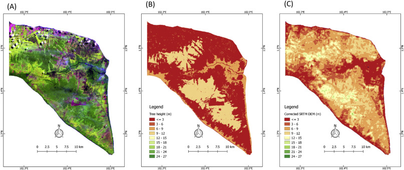 Zero G Map Of Ireland.Digital Mapping Of Peatlands A Critical Review Sciencedirect
