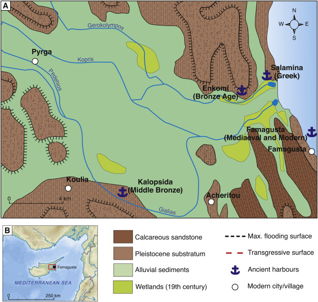 Petro-chemical features and source areas of volcanic aggregates.