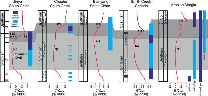 Cooling-driven oceanic anoxia across the Smithian/Spathian