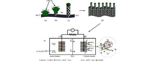In situ nitrogen-doping of nickel nanoparticle-dispersed