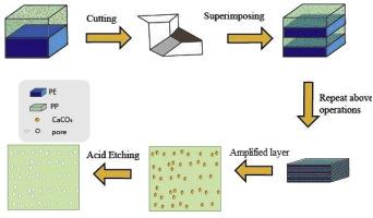 polypropylene polyethylene multilayer separators with enhanced
