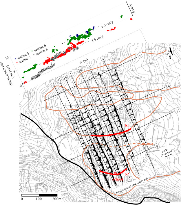 In Situ And Satellite Long Term Monitoring Of The Latronico