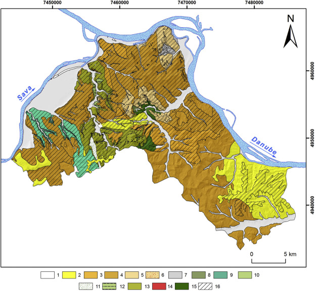 Machine Learning Based Landslide Assessment Of The Belgrade