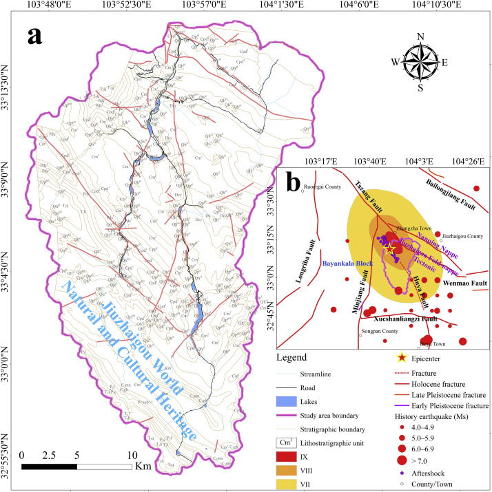 Assessment of debris-flow potential dangers in the