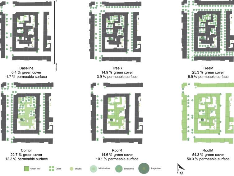 Regulating urban surface runoff through nature-based solutions – An ...