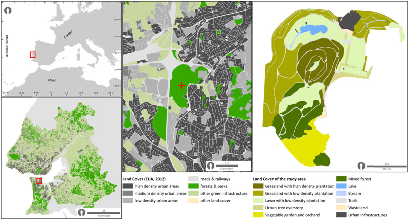 Ecosystem Services Urban Parks Under A Magnifying Glass Sciencedirect
