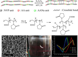 Preparation And Electrical Sensitive Behavior Of Poly N Vinylpyrrolidone Co Acrylic Acid Hydrogel With Flexible Chain Nature Sciencedirect