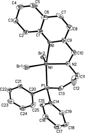 Highly Active Nickelii And Palladiumii Complexes Bearing Nnp
