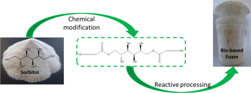 Synthesis and characterization of polyurethane foams derived of