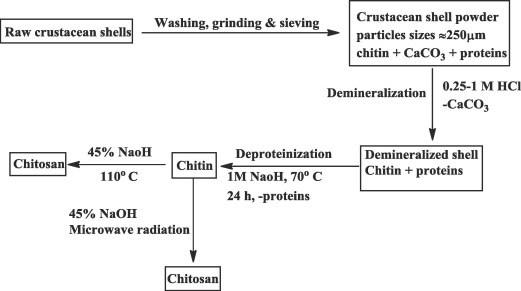 Recent progress in the structural modification of chitosan
