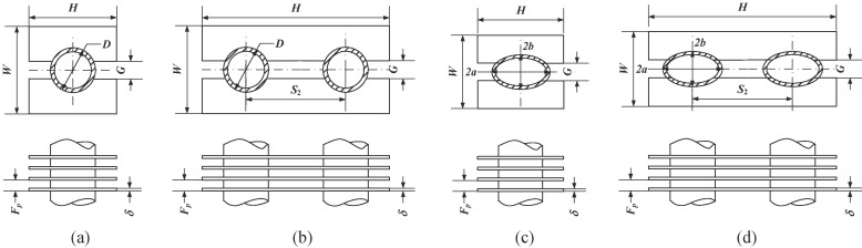 Heat transfer and fouling performance of finned tube heat