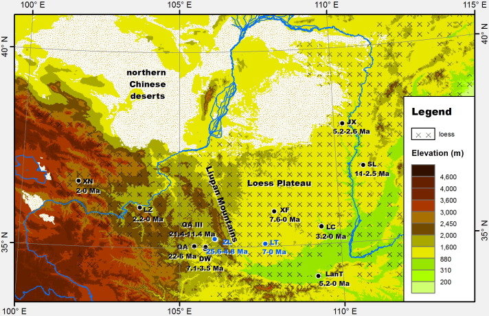 Tectonic and climatic controls on provenance changes of fine-grained ...