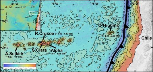 Petrogenesis Of Shield Volcanism From The Juan Fernandez Ridge