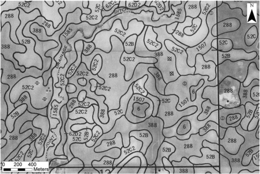 Soil Mapping Classification And Pedologic Modeling History And - Us soil buffering capacity limestone map