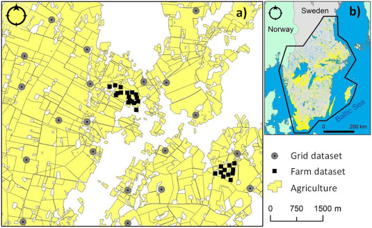 Digital soil mapping of arable land in Sweden – Validation of