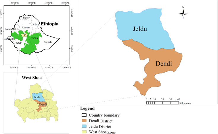 Land use and land cover dynamics in dendi jeldu hilly mountainous fig 1 gumiabroncs Images