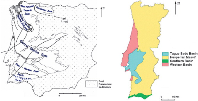 Hydrogeologic Characterization Of The Abandoned Mining Site Of