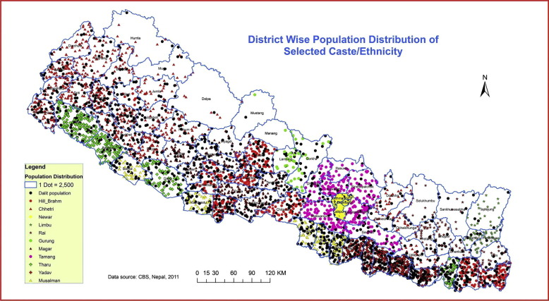 Dalit identity in urban Pokhara, Nepal - ScienceDirect