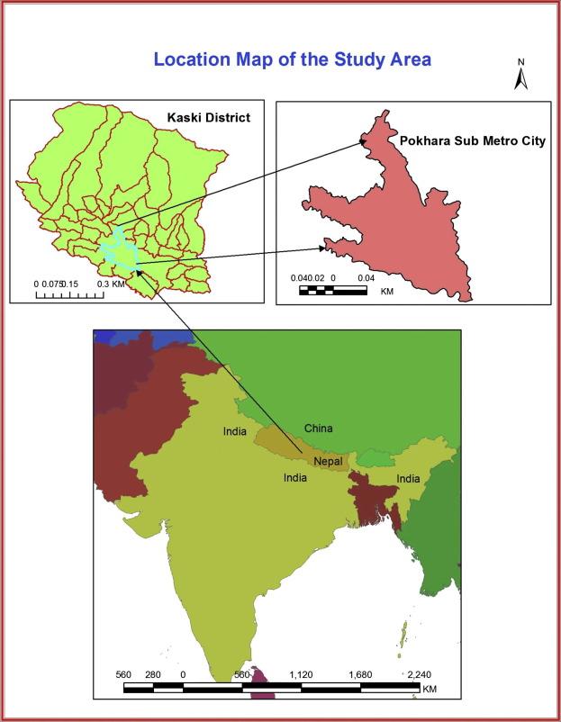 Dalit identity in urban Pokhara, Nepal - ScienceDirect