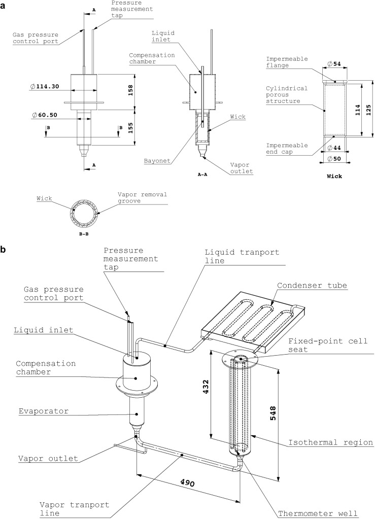 Transient Characteristics Of A Loop Heat Pipe Based Hydraulic