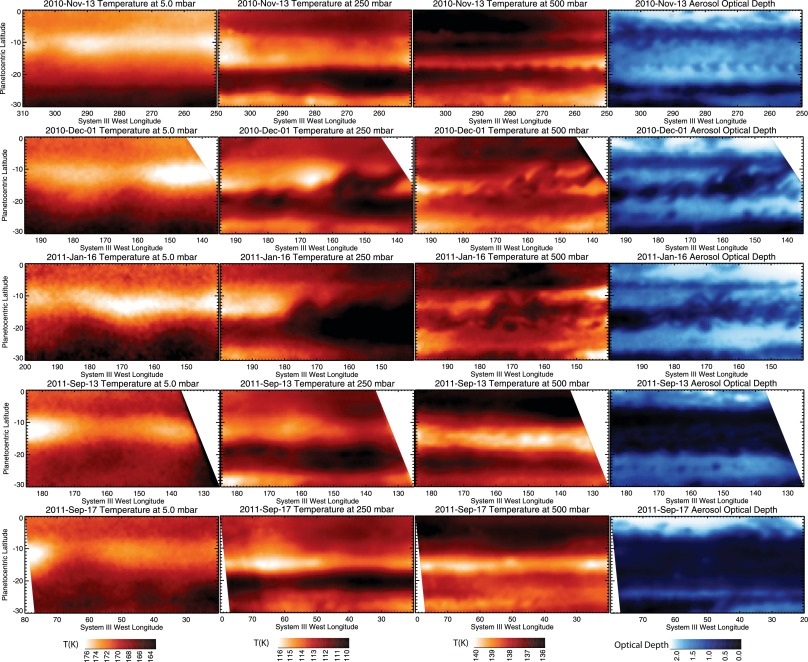 Moist convection and the 2010–2011 revival of Jupiter's