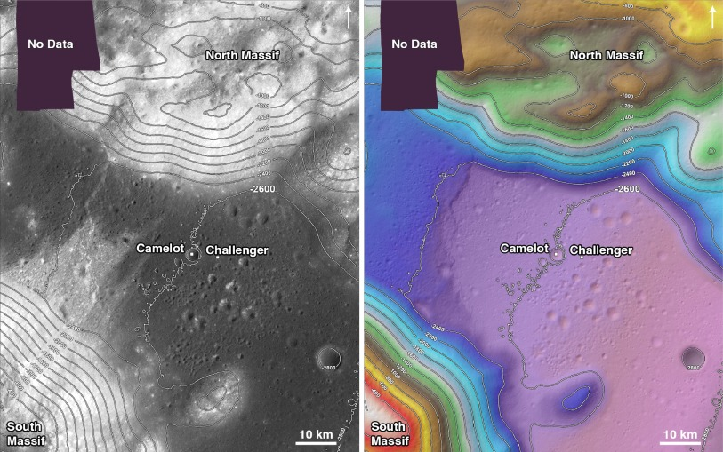 Revisiting the field geology of Taurus–Littrow - ScienceDirect