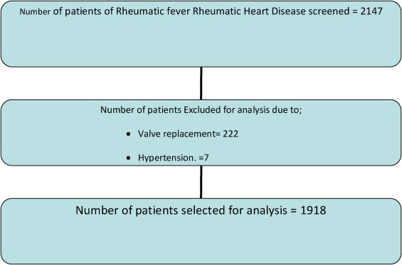 Prevalence, risk determinants and consequences of atrial fibrillation in rheumatic  heart disease: 6 years hospital based-Himachal Pradesh- Rheumatic Fever/Rheumatic  Heart Disease (HP-RF/RHD) Registry - ScienceDirect