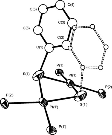 The Arylation Of Pt2 S2pph34