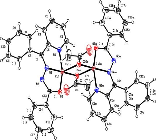Synthesis Crystal Structure And Superoxide Dismutase Activity Of