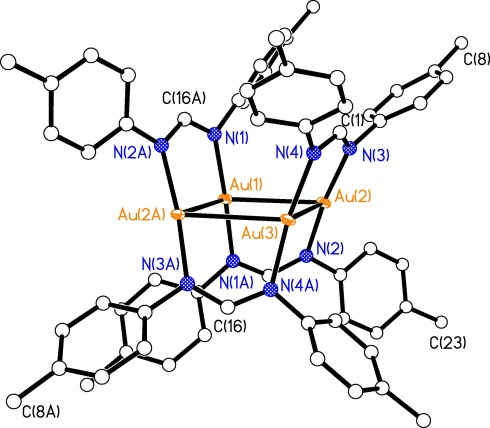 Copper Gold And Nickel Clusters With And Without Metalmetal Bonds