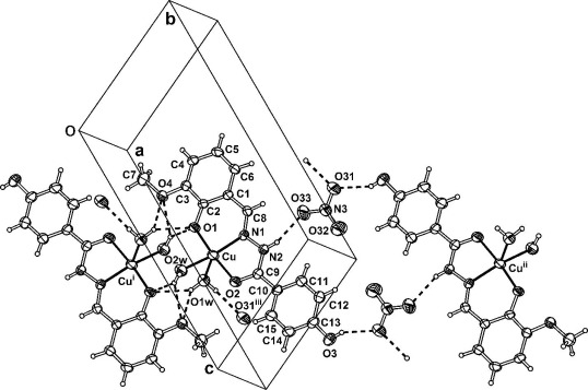 Synthesis Crystal Structure And Cytotoxicity Assays Of A Copperii