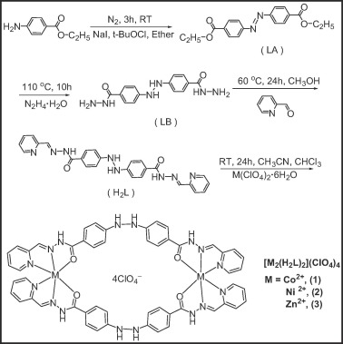 Anion Recognition In Aqueous Solution By Cyclic Dinuclear