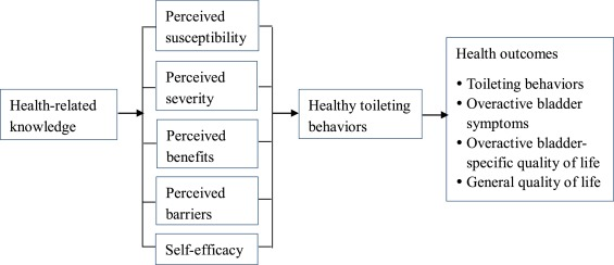 Effects of an education program on toileting behaviors and