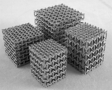 Mechanical properties of 3D re-entrant honeycomb auxetic structures