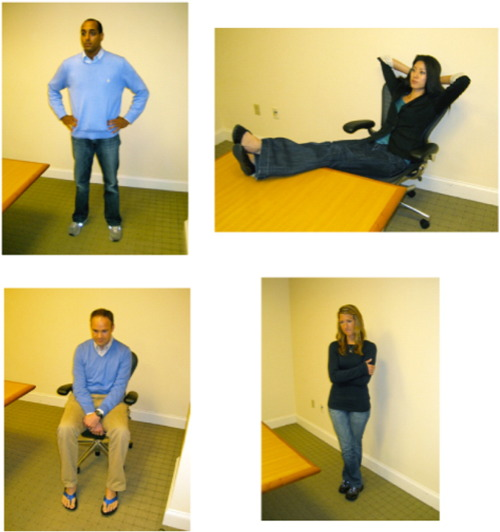 Visual Attention To Powerful Postures People Avert Their Gaze From