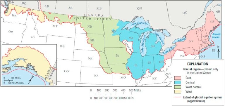 Estimating Historical Groundwater Levels Based On Relations With - Aquifer-map-us