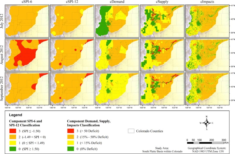 enhancing the standardized drought vulnerability index by