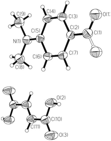 Six Hydrogen Bonded Supramolecular Frameworks Assembled From Organic