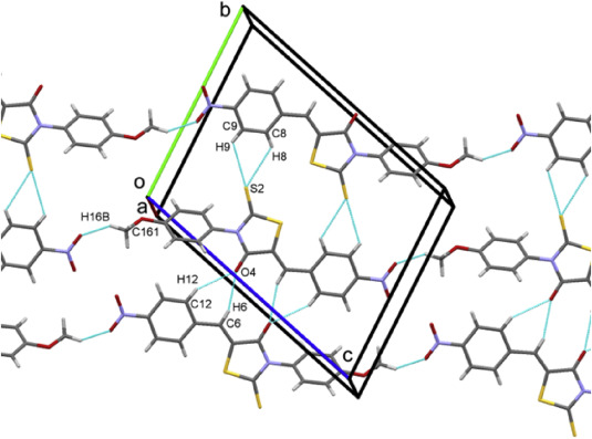 Synthesis And Supramolecular Self Assembly Of Thioxothiazolidinone