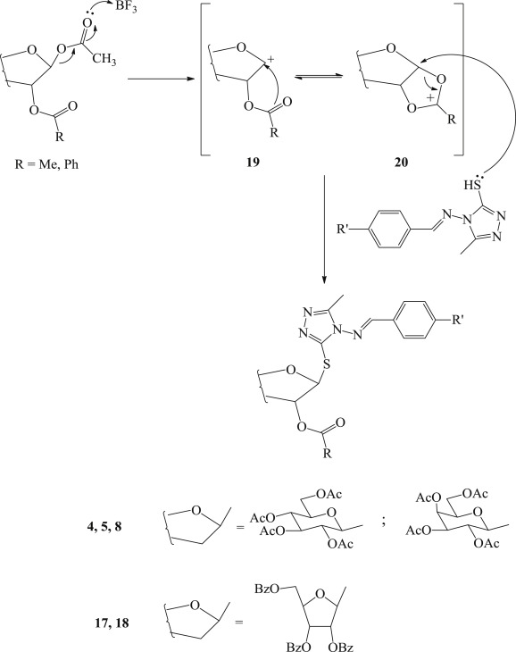 Stereoselective Synthesis Of Novel Thioglycosyl Heterocycles