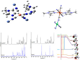 Experimental and theoretical studies on the molecular