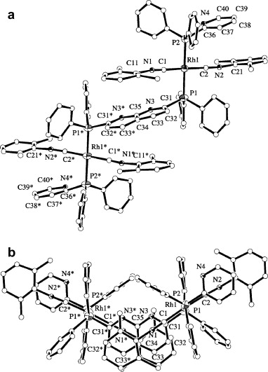 Dinuclear Rhi Complex With 27 Bisdiphenylphosphino 18
