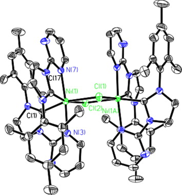 Structural Variations In Nickel Palladium And Platinum Complexes