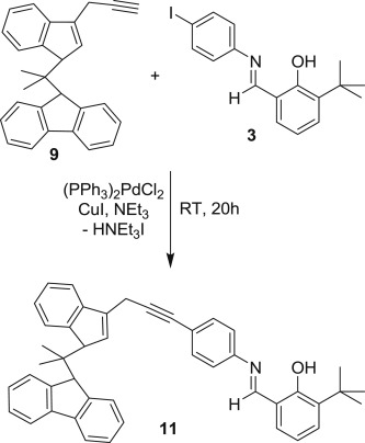 Di- and trinuclear zirconium complexes as catalysts for ethylene
