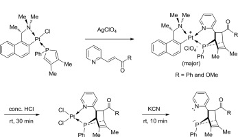 Metal Effects On The Asymmetric Syntheses Of Chiral P N Bidentate Ligands Sciencedirect