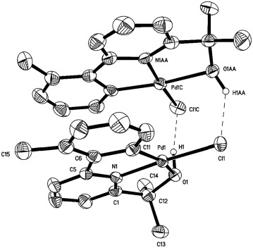 Nnpyc And Onpyc Pincers As Functional Ligands For Palladiumii